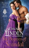 Six Degrees of Scandal - Caroline Linden