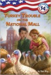 Turkey Trouble on the National Mall (Capital Mysteries Series #14) -