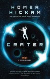 Crater (A Helium-3 Novel) - Homer Hickam