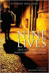 Nine Lives: True Spy Stories from Mata Hari to Kim Philby - Fitzroy Maclean,  Richard Beeston (Introduction)