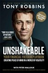 Unshakeable - Tony Robbins, Anthony Robbins, Peter Mallouk