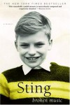 Broken Music: A Memoir - Sting