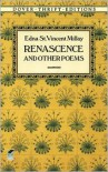 Renascence and Other Poems - Edna St. Vincent Millay