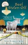 Beef Stolen-Off (A Clueless Cook Mystery, #2) - Liz Lipperman