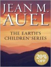 The Earth's Children Series 6-Book Bundle: The Clan of the Cave Bear, The Valley of Horses, The Mammoth Hunters, The Plains of Passage, The Shelters of Stone, The Land of Painted Caves - Jean M. Auel
