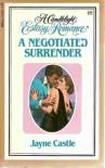A Negotiated Surrender (Candlelight Ecstasy, #68) - Jayne Castle, Jayne Ann Krentz