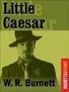 Little Caesar - W. R. Burnett