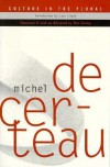 Culture In The Plural - Michel de Certeau, Luce Giard, Tom Conley