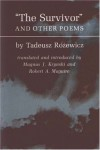 The Survivor and Other Poems (The Lockert library of poetry in translation) - Tadeusz Rozewicz