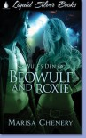 Beowulf and Roxie - Marisa Chenery