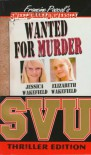 Wanted for Murder (Sweet Valley University(R)) - Francine Pascal