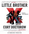 Little Brother - Cory Doctorow, Kirby Heyborne