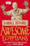 The Awesome Egyptians (Horrible Histories) (Horrible Histories) (Horrible Histories) - Martin Brown Terry Deary
