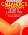 Callanetics Countdown Pb - Callan Pinckney