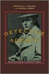 Detective Agency - Priscilla L. Walton,  Manina Jones