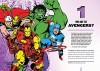 Marvel: The Avengers Vault - Peter A. David