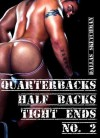 Quarterbacks Halfbacks Tight Ends No. 2 - Dallas Sketchman