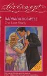 The Last Brady - Barbara Boswell