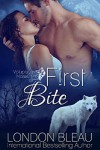 FIRST BITE (BBW Paranormal Shape Shifter Interracial Romance) - (Voluptuous Mates Book 1) - London Bleau