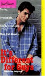 It's Different for Guys (Love Stories) - Stephanie Leighton