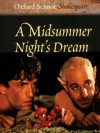 A Midsummer Night's Dream (Oxford School Shakespeare) - Roma Gill, B. Litt, William Shakespeare