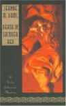 Death in Lacquer Red (Hilda Johansson Mysteries, No. 1) - Jeanne M. Dams