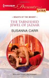 The Tarnished Jewel of Jazaar - Susanna Carr