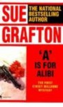 A is for Alibi (Kinsey Millhone Mystery) - Sue Grafton