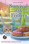 Survival of the Fritters (A Deputy Donut Mystery) - Ginger Bolton