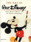 Art of Walt Disney: From Mickey Mouse to the Magic Kingdoms - Christopher Finch