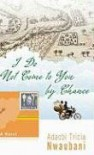 I Do Not Come to You by Chance - Adaobi Tricia Nwaubani