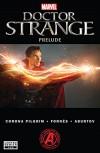 Marvel's Doctor Strange Prelude (2016) #1 (of 2) - Will Pilgrim, Jorge Fornes