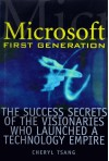 Microsoft: First Generation Unabridged edition by Tsang, Cheryl D. published by Blackstone Audiobooks Audio Cassette - N/A- -N/A-