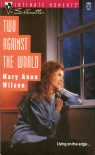 Two Against the World (Silhouette Intimate Moments #489) - Mary Anne Wilson
