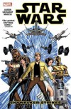 Star Wars Vol. 1: Skywalker Strikes - Jason Aaron, Laura Martin, John Cassaday