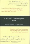 A Writer's Commonplace Book - Rosemary Friedman