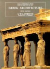 Greek Architecture - A.W. Lawrence
