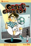 Case Closed, Vol. 34: The Unusual Suspects - Gosho Aoyama