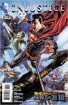 Showdown at the Fortress of Solitude - Tom    Taylor, Tom Derenick