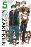 Monthly Girls' Nozaki-kun, Vol. 5 - Izumi Tsubaki