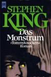 Das Monstrum - Tommyknockers - Stephen King, Joachim Körber