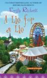 A Lie for a Lie - Emilie Richards