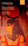 Królowa Wolności t1. Imperium mroku - Christian Jacq