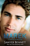 Marek: A Cold Fury Hockey Novel (Carolina Cold Fury Hockey) - Sawyer Bennett
