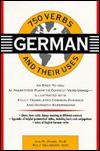 750 German Verbs and Their Uses - Rolf Neumeier