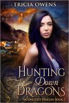 Hunting Down Dragons: an Urban Fantasy (Moonlight Dragon Book 2) - Tricia Owens