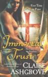 Immortal Trust - Claire Ashgrove