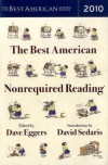 The Best American Nonrequired Reading 2010 (The Best American Series (R)) -