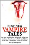 Best New Vampire Tales (Vol 1) - Matt Hults;John Everson