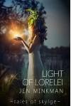 Light of Lorelei (Tales of Skylge Book 2) - Jen Minkman